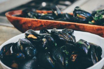 Gnocchetti ai frutti di mare e zafferano vino bianco
