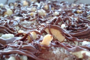 malvasia passito cataldo calabretta e mousse al cioccolato