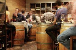 colori del vino bianco rosso e rosato