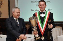 Roberto Anesi miglior sommelier ais 2017