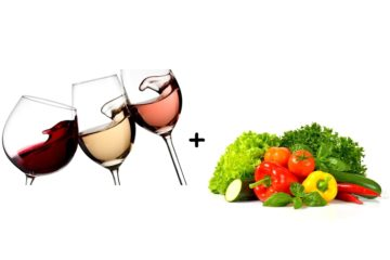 abbinamento vino e verdure crude abbinamento vino e verdure grigliate
