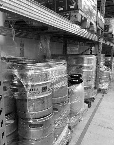 vino magazzino fusti