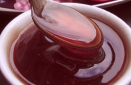 ricetta riduzione di vino rosso